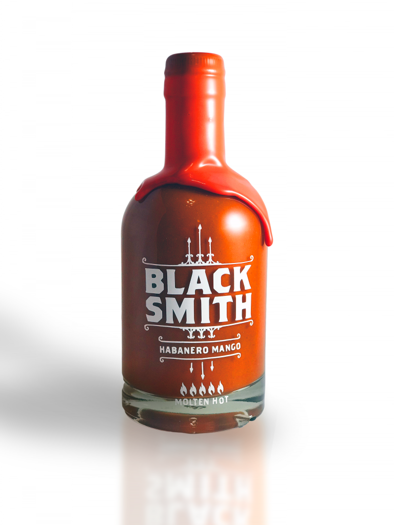 Black Smith Hot Sauce – Cody Morris | UI UX | Branding